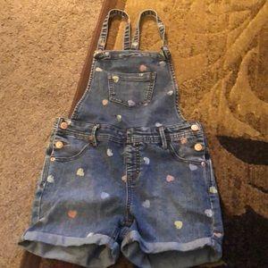 Shorts/overalls